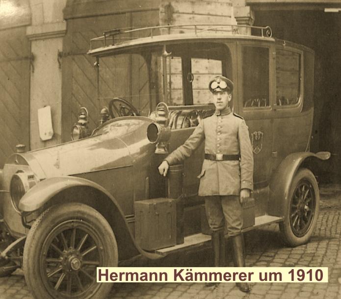 Hermann Kämmerer 1910