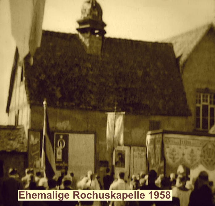 Rochuskapelle 1958