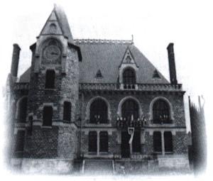Kirche von Puiseaux