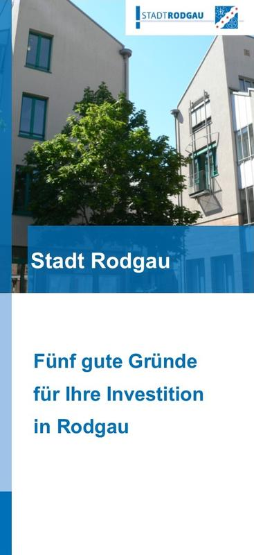 Fünf gute Gründe für Ihre Investition in Rodgau